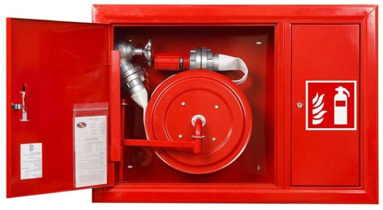 Испытание пожарных кранов (ПК)