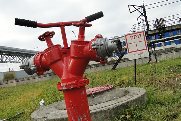 Проверка и испытание внешнего противопожарного водопровода